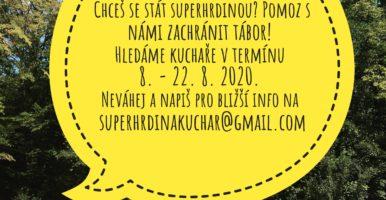 Chcete se stát superhrdinou?